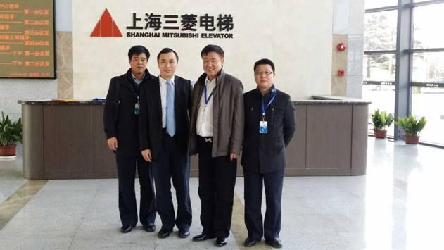 12月14日,甘南州赵凌云州长一行12月14日参观了中天健格桑城